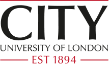 City University logo - homepage link